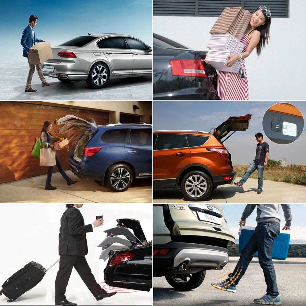 Car Electric Tail gate lift special for KIA STONIC 2017 Easily for You to Control Trunk in Trunk Lids Parts from Automobiles Motorcycles