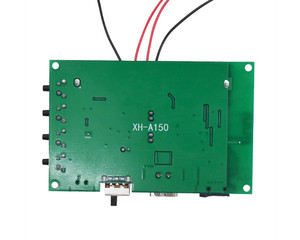Image 4 - GHXAMP PAM8403 Bluetooth Amplifikatör ses Kurulu 5 W * 2 Lityum Pil Şarkı Makinesi USB TF Kart Çift Kanal mini Hoparlör DIY