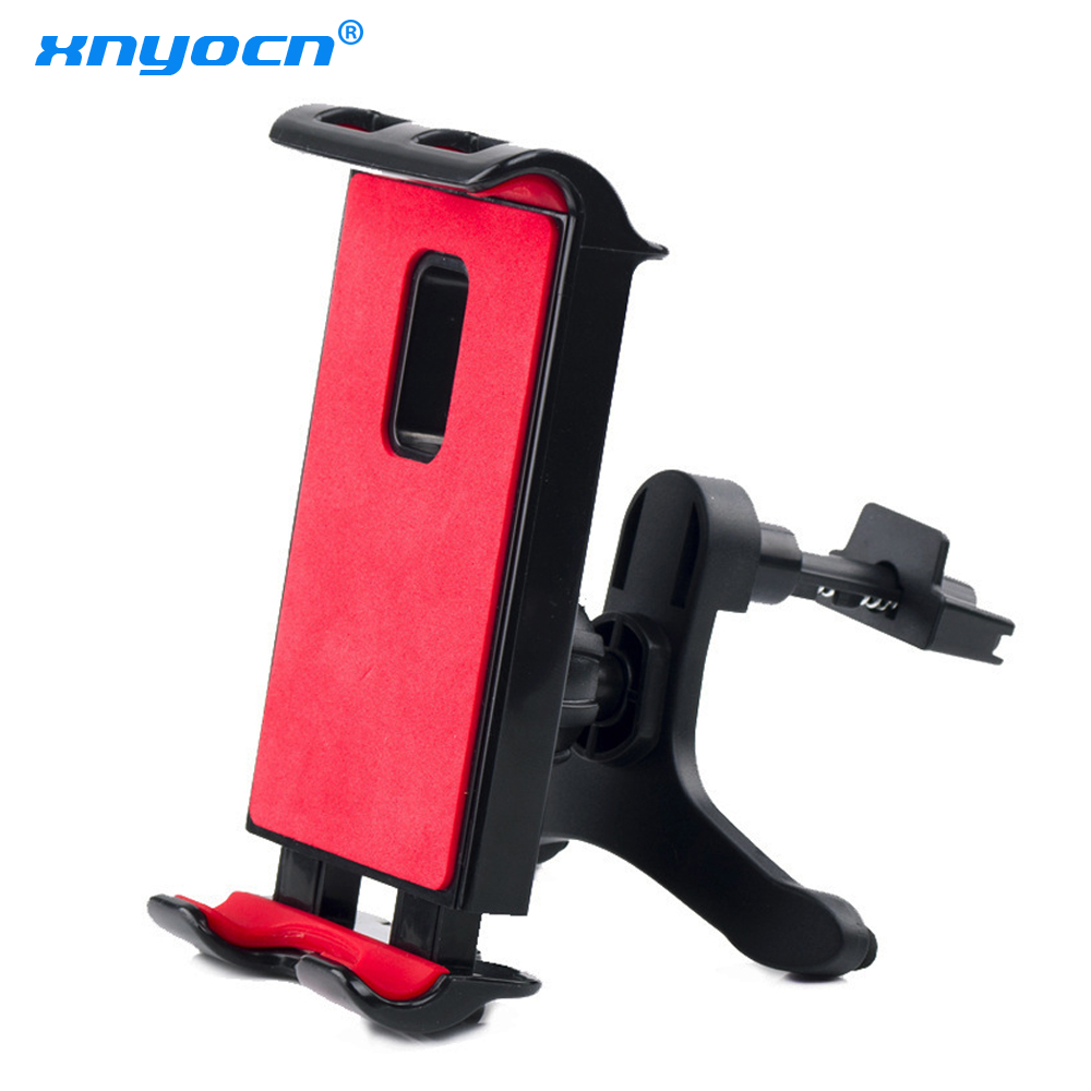 Xnyocn Auto Air Vent Halterung Telefon Tablet Halter Für iPhone X Xiaomi IPad <font><b>Mini</b></font> Air 3 4 Stehen Soporte <font><b>Movil</b></font> mobile GPS Telefon Halter image