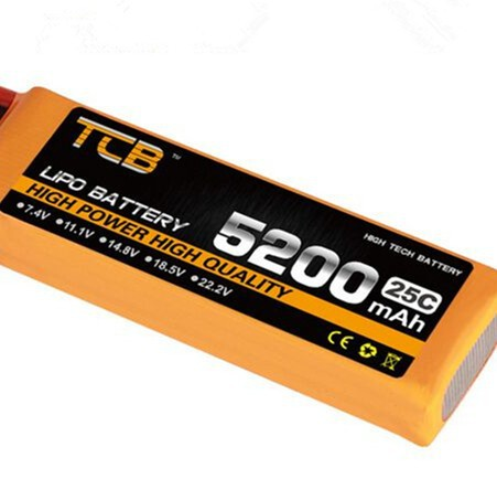 ФОТО free shipping Lipo battery 11.1V 5200 mAh 25c for rc airplane