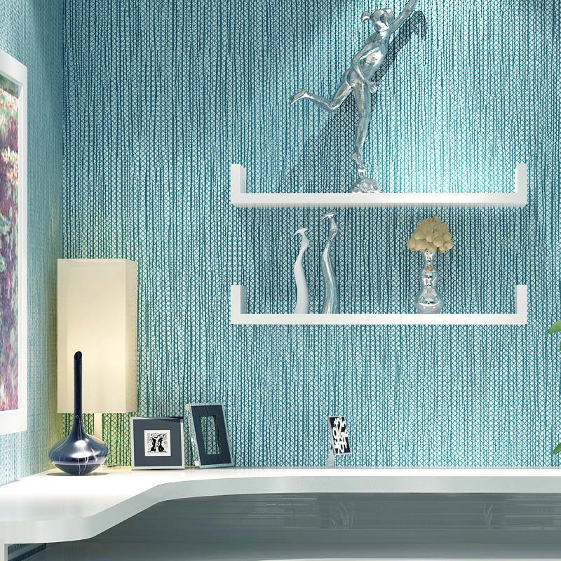 moderne tapete blau-kaufen billigmoderne tapete blau partien aus ... - Wohnzimmer Tapete Blau