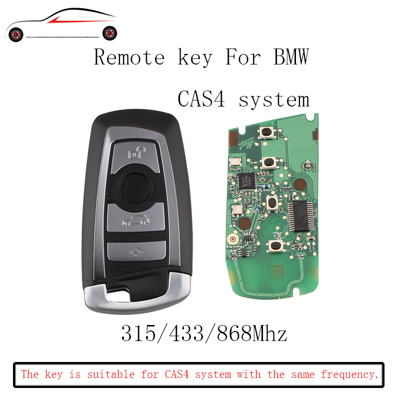 GORBIN 315/433/868Mhz Smart Remote Key Keyless For BMW 3 5 7 Series 2009 2010 2011 2012 2013 2014 2015 2016 CAS4 CAS4+F System силвадепрекс 30 капсулы