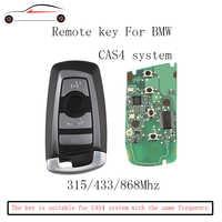 GORBIN 315/433/868Mhz Smart Remote Key Keyless For BMW 3 5 7 Series 2009 2010 2011 2012 2013 2014 2015 2016 CAS4 CAS4+F System