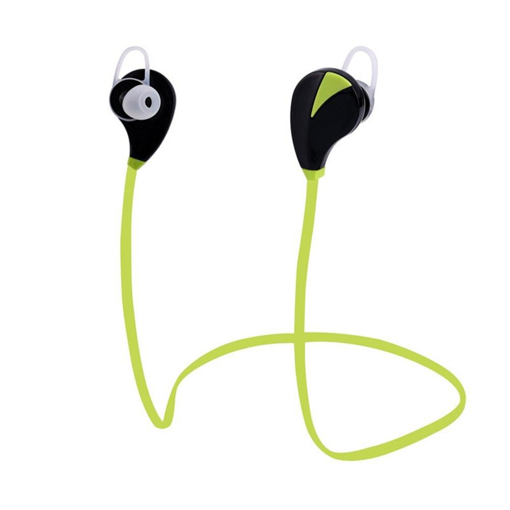 HUAST Sports Wireless Earphones Fone De Ouvido Bluetooth Earphone Bluetooth Headset audifonos With Mic For iphone 6 5s Android earphone original qkz x9 supper bass in ear earphones headset with mic for iphone samsung mp3 mp4 fone de ouvido audifonos