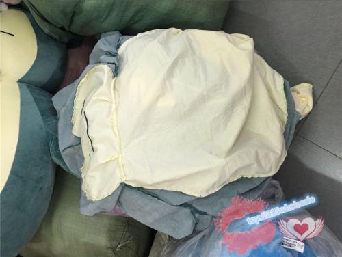 Pokemon - Snorlax Bed Pillow Plush (150cm)