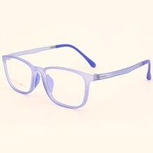 Classic Star Style Square Ultralight TR90 Eyeglasses Frame Unisex Fashionable Computer Myopia Presbyopic Optical Glasses Eyewear