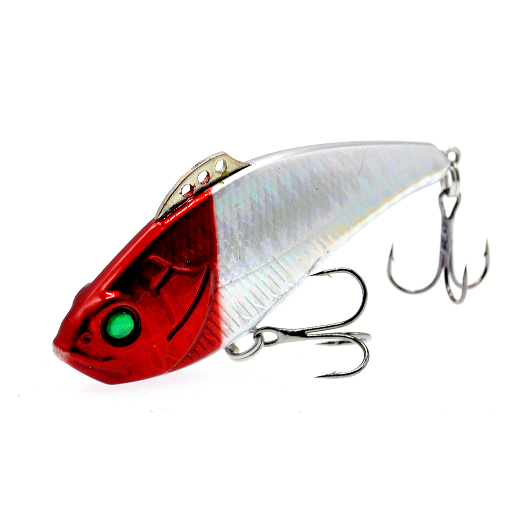 Image 5 - 19g 72mm Peche Jig Head Japan Hard Body Lure Vibe Vibrating Bass Fishing Lures Pesca-in Fishing Lures from Sports & Entertainment