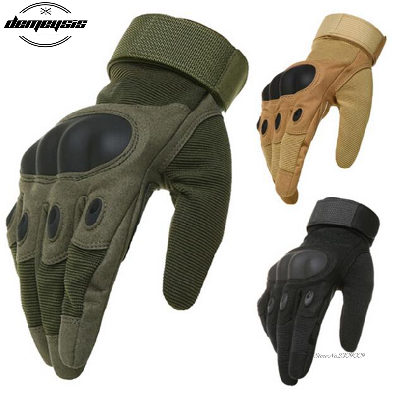 цена на Tactical Military Tactical Gloves Antiskid Outdoor Cover Finger Mittens Men Tactical gloves