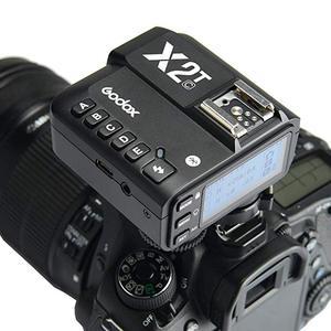 Image 5 - Godox X2T C X2T N X2T S X2T F X2T O X2T P TTL 무선 플래시 트리거 카메라 블루투스 연결 HSS