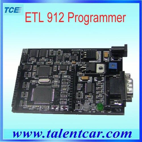MC68HC912/MC68HC9S12 Auto ECU Programmer/ ETL 9(S)12 ECU Programmer programmer s guide for internet streaming simd extensions