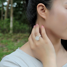 925 Silver Natural Handmade Ring