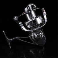 fishing reel 5000/6000 series 11 + 1BB 5.1:1 Stainless steel bearings full mate spinning reel Aluminum Alloy vessel carp pesca