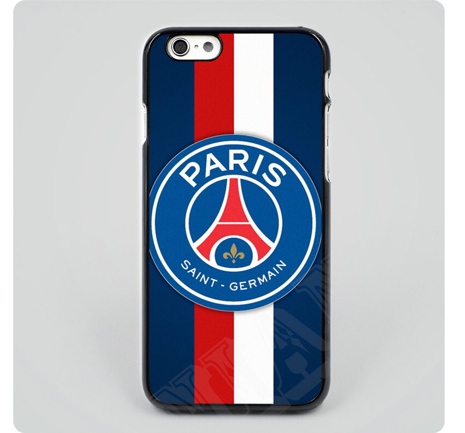 Free Shipping Psg Paris Saint Germain Hard Black Skin Mobile Phone Cases Cover For Iphone 6 6 Plus 5 5s 5c 4 4s Case Android Phone Case Phonephone Silicon Case Aliexpress