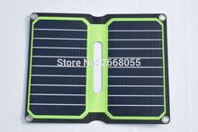 Boguang 10 Вт Панели солнечные 5 В USB outpput Портативный складной USB Зарядное устройство 5 вольт Портативный складной сотовый Мощность Bank Открытый смартфон