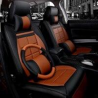 Подушки сиденья автомобиля 5D коврики для Hyundai IX30/35 Sonata Elantra Terracan Tucson Accent Santafe купе XG Trajet матрица equus Veracruz