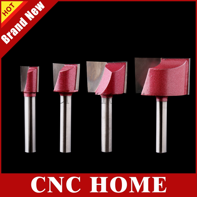 2pcs High Quanlity CNC Router Bottom Cleaning Woodworking Tools Bits 6mm x 10mm