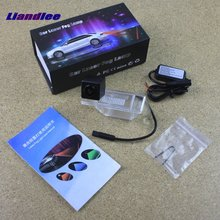 Liandlee Anti Laser For Nissan X-Trail XTrail X Trail Car Prevent Mist Fog Lamps Laser Anti Haze Lamps Warning Rear Light liandlee anti collision laser lights for honda city 2012 2014 car prevent mist fog lamps anti haze warning rear light