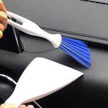 Car dashboard ventilation cleaning brush and air outlet armrest brush FOR Nissan Teana X-Trail Qashqai Livina Sylphy Tiida Sunny(China)