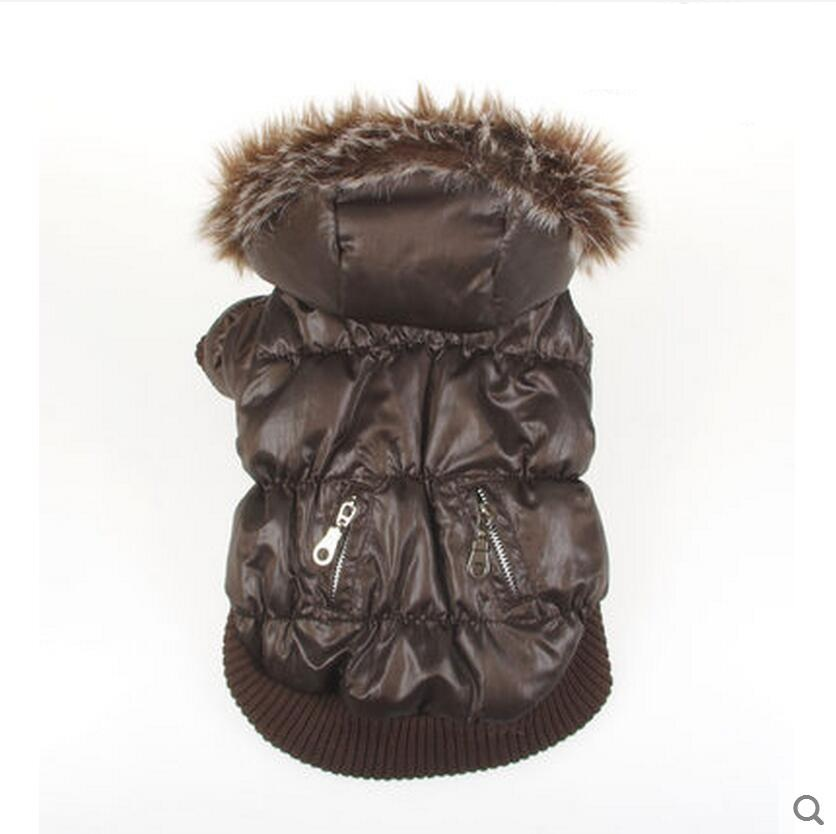 Quality Clearance Winter Warm Dog Coat Pet Jacket Jumpsuit  Clothing for Various Style