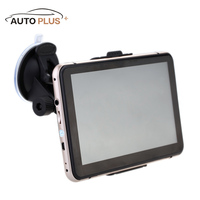 Russia Spain Europe USA 7 Inch HD Touch Screen Car GPS Navigation 128MB RAM 4GB ROM