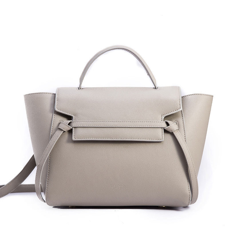 New Simple Women bag Split Leather handbags Ladies Shoulder bag Females Tote Messenger bags Crossbody Bags