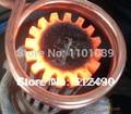 2014 máquina de aquecimento com capacidade derreter 20 kg ouro / prata, Indução 35KVA soldagem broca