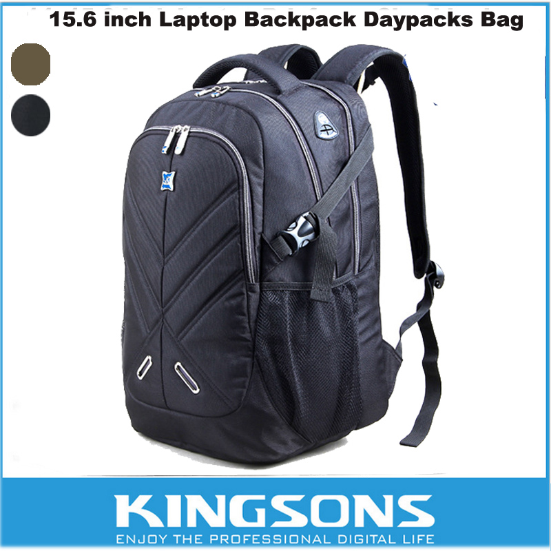 Kingsons 15.6' Laptop Backpack Shoulder Bag Luggage &Travel Bags Multifunctional Computer Bag For iPad/Macbook/Asus/Lenovo/Dell