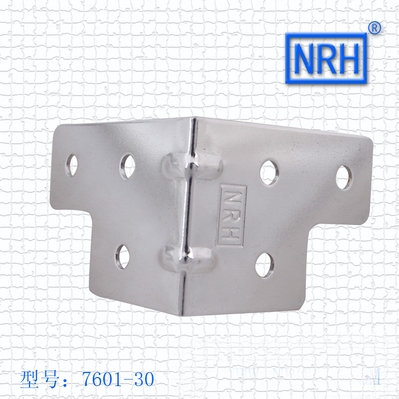 Luggage Hardware Edging Wooden Trunk Air Bags Angle 90 Degree Angle Code Right Angle Connector 7601-30