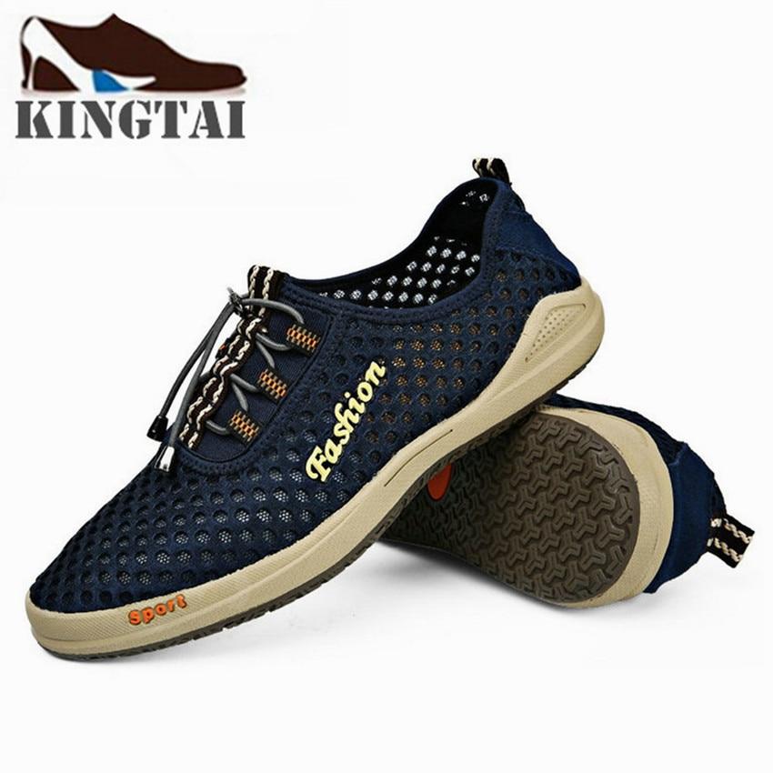 129a49da63f1 2016 New Men Summer Mesh Shoes Men Slip On Super Cool Sport Water Shoes  Walking Comfortable Breathable Men s Shoes PX235