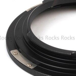 Image 5 - Pixco חליפת עבור Hasselblad V P645 הר CF עדשה כדי Pentax 645 P645 מתאם טבעת