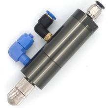 Plunger Dispensing Valve Large flow valve for Milky white glue UV glue Etc. 1-1.000.000cps