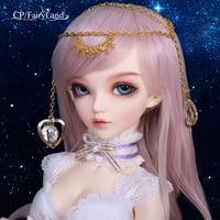 Free Shipping Fairyland Minifee Chloe Celine Mio Mika FL BJD Dolls 1/4 Sweet Fashion Fairy Nude Toys For Girls Birthday Gifts