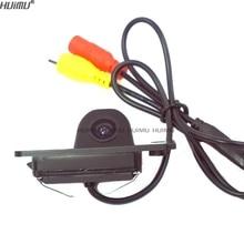 Cable wireless hd del revés del coche de visión trasera cámara de reserva para sony/ccd 02-11 audi a4 (b6/b7/b8) parking cámara gran angular