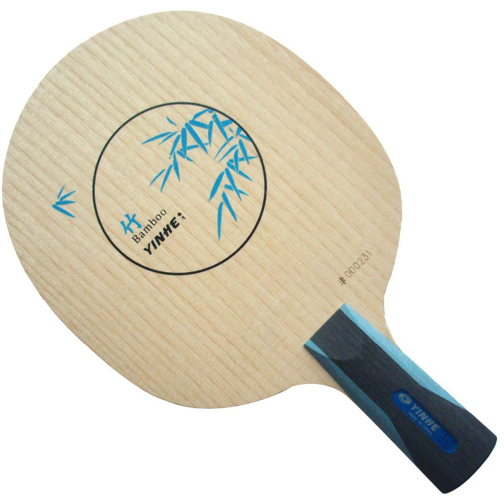 Milky way Galaxy YINHE Bamboo Chinese penhold short handle CS table tennis pingpong blade loop attack