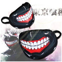 Купить с кэшбэком Hot Tokyo Ghoul 2 Kaneki Ken  dustproof Mask  Anime Cosplay