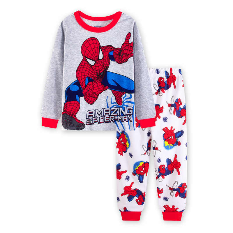 8a94f4635a 2-7 yrs boys girls pijamas cotton children pyjamas sleepwear baby kids  pajama set