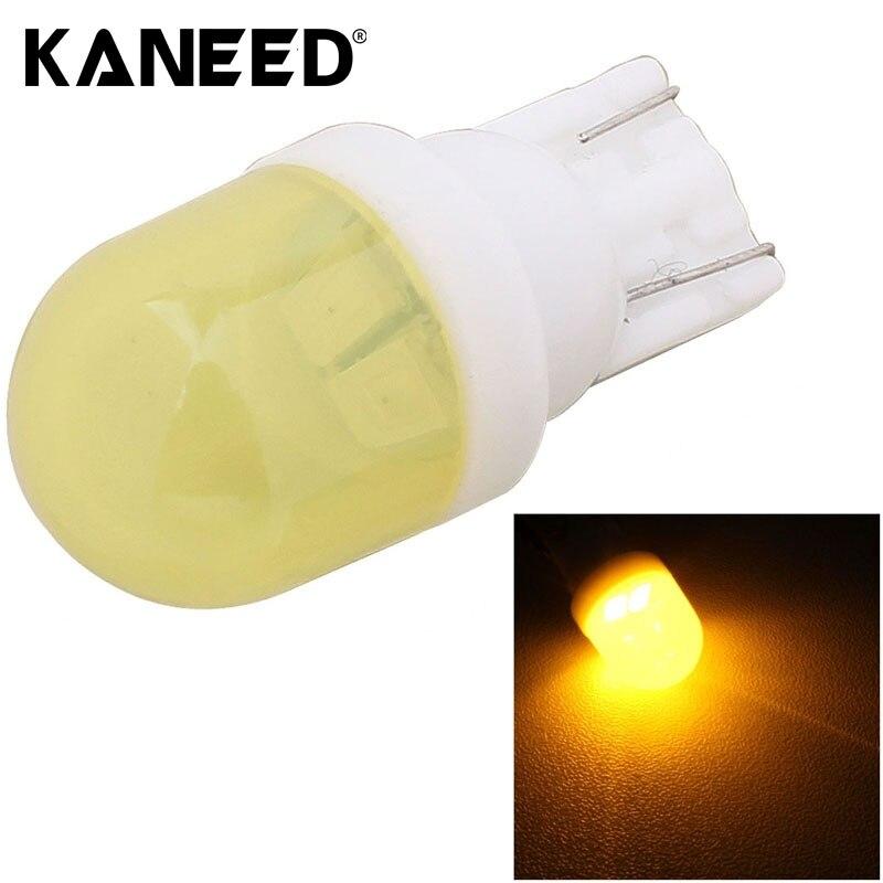 Free Shipping 2PCS T10 1W 80LM Ceramic 2 LED SMD 5630 Yellow Light Car Clearance Lights Lamp DC 12V Auto Accessories шина bridgestone turanza t001 195 65 r15 91v