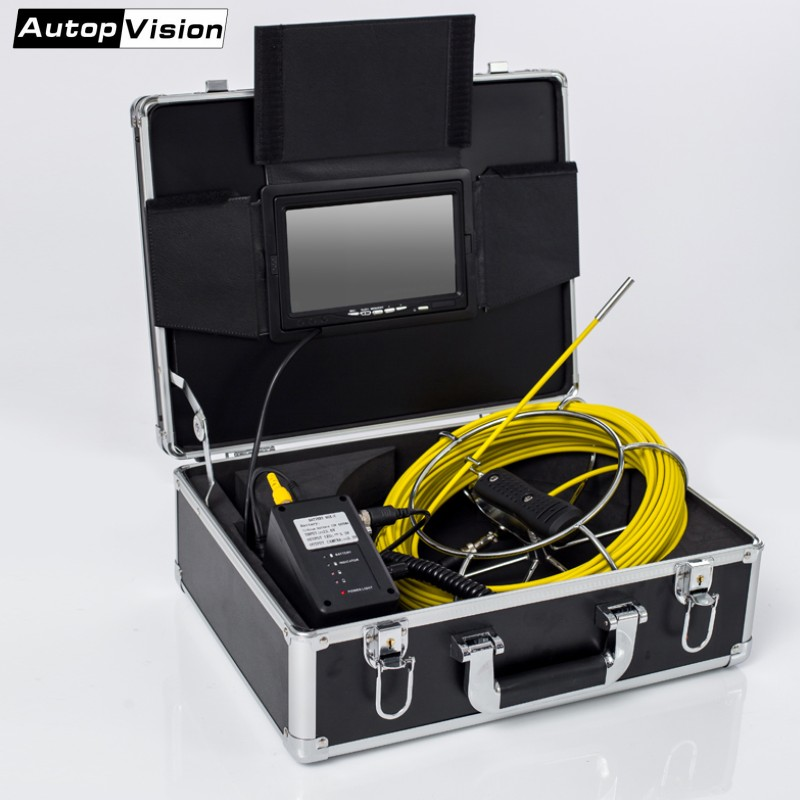 DHL Free AP70 50M Cable Underwater mini camera 7 TFT LCD 6.5/17/23mm Sewer Pipeline Endoscope Inspection Snake DVR Camera dhl free wp90 6 5 17 23mm sewer pipe inspection camera snake video endoscope camera 30m cable pipeline drain underwater camera