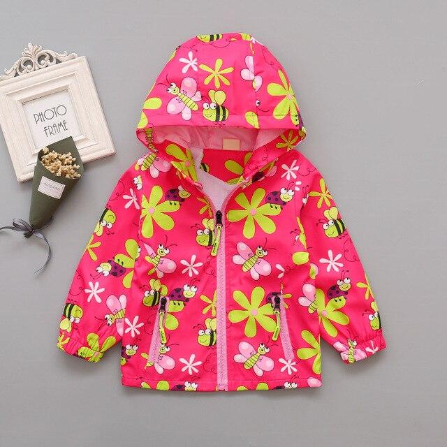 Детская куртка, весенне-летняя Солнцезащитная Одежда для девочек, детская верхняя одежда, кардиган для девочек, для отдыха, легкая одежда, цветочный свитер