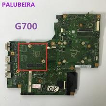 Материнская плата для ноутбука Lenovo G700, основная плата для ноутбука Бэмби с gt720 GPU HM76, оригинальная материнская плата