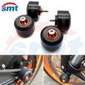 New Motorcycle Front Rear Fork Wheel Frame Slider Crash Protector For KTM DUKE125 DUKE200 DUKE390 DUKE 125 DUKE 200 DUKE 390
