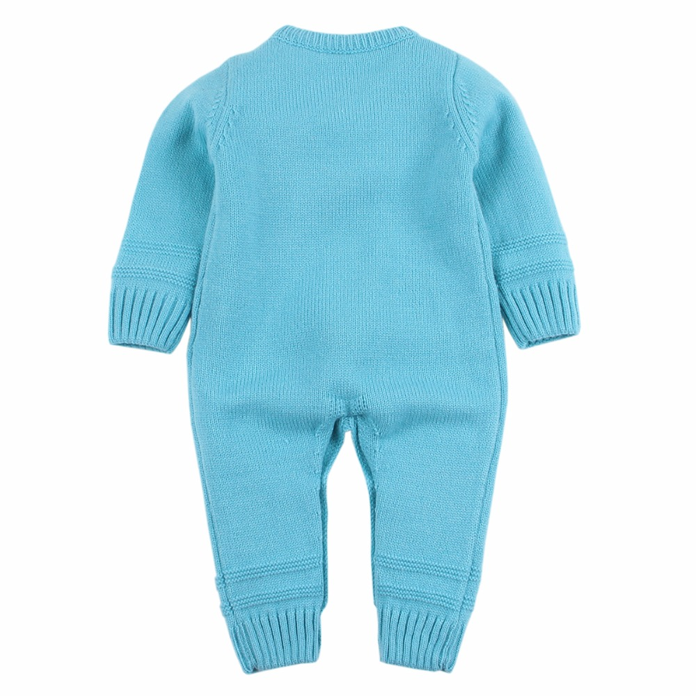 6a6e3ac8938 Detail Feedback Questions about Baby Girls Rompers 3D Rabbit Knitted ...