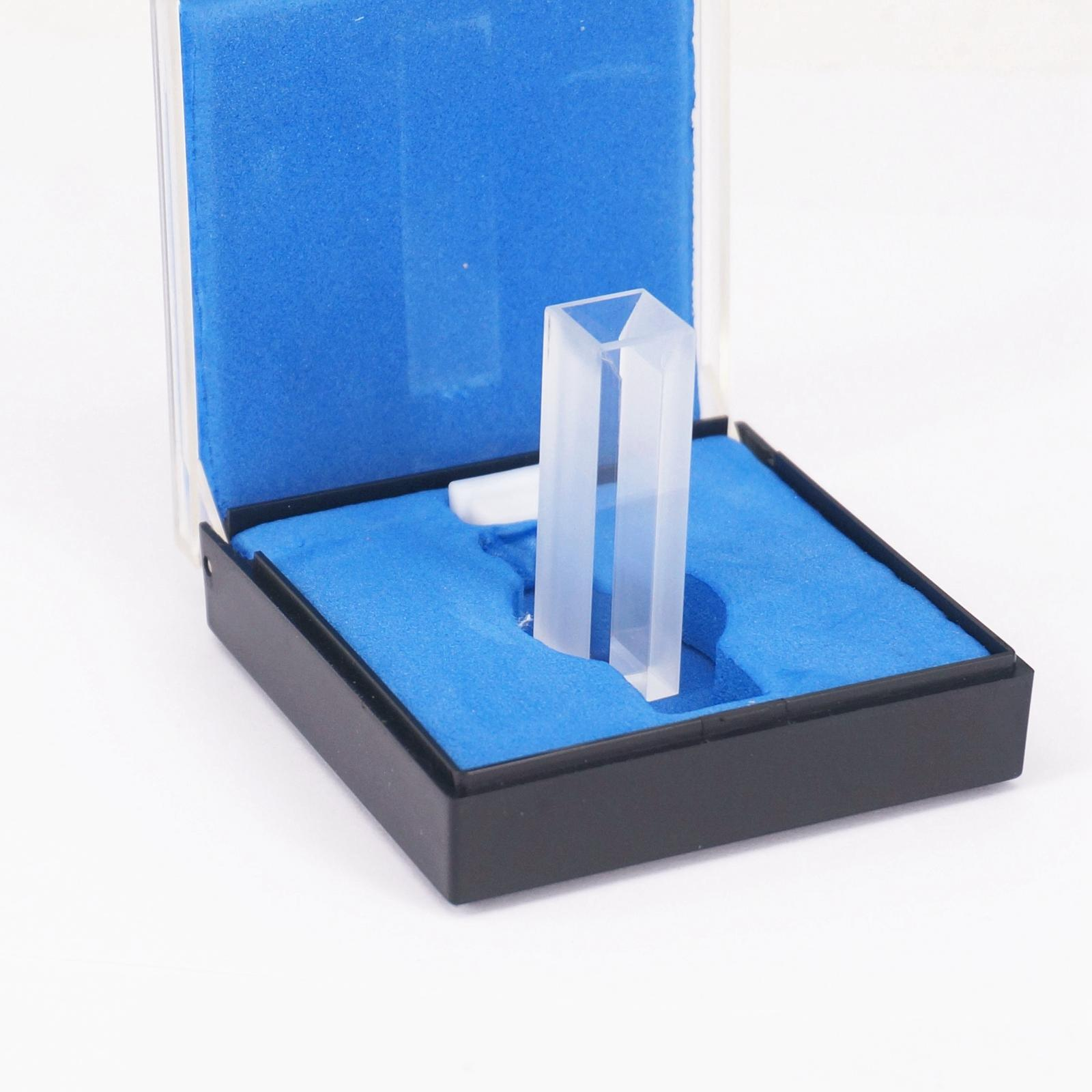 1400ul 10mm Path Length Micro JGS1 Quartz Cuvette With Telfon Lid ...