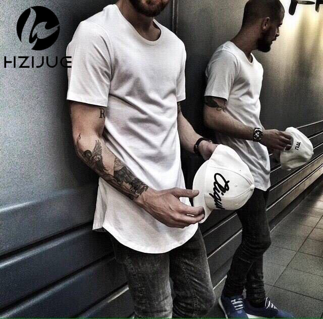 439e082423e1 NEW TOP Justin Bieber mens t-shirts Hiphop kpop trends clothes represent  urban extended oversized