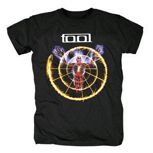Image 2 - Bloodhoof  Tool heavy metal Progressive Metal cotton T Shirt Asian Size