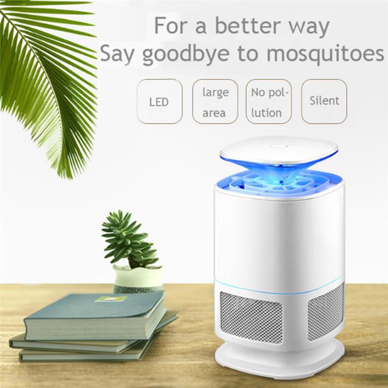 H96 Homekit USB Mosquito Killer Lamp with LED 10