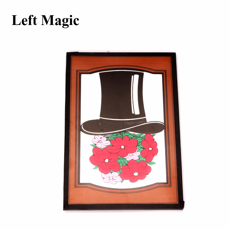 Objects Appear From Hat Grandpa'S Top Hat For Kid'S Gift Magic Tricks Professional For Magician Stage Illusion Magic Props G8243