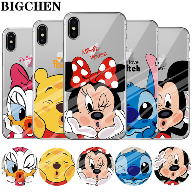 iphone xr coque minnie