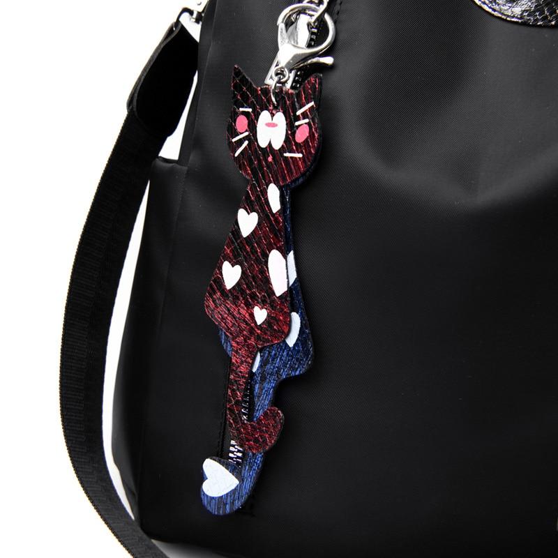 HTB18t1XMhjaK1RjSZFAq6zdLFXa3 Simple style ladies backpack anti-theft Oxford cloth tarpaulin stitching sequins juvenile college bag purse Bagpack Mochila
