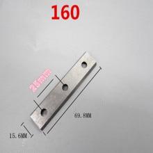 Welding-Machine Pe Butt Welder Fusion-160type Blade Milling-Cutter Accessrioes